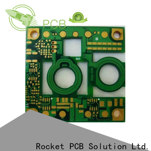 Rocket PCB coil heavy copper pcb for electronics