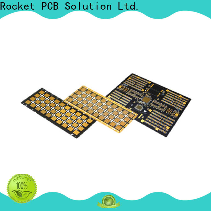 Rocket PCB board aluminum printed circuit boards circuit for digital products