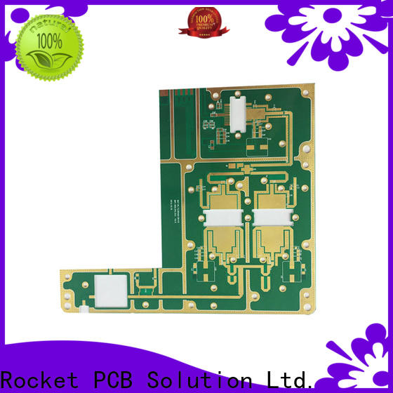 Rocket PCB micro-wave microwave pcb cheapest price industrial usage