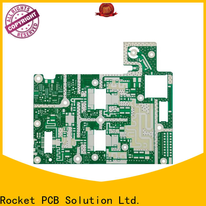 hybrid RF PCB production hybrid bulk production industrial usage