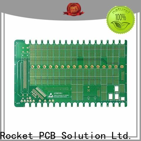 Rocket PCB advanced printed circuit board manufacturing industry at discount