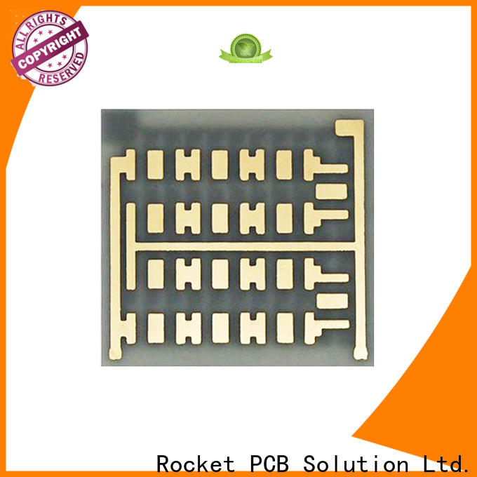 ceramic ceramic pcb manufacturer substrates material conductivity for base material