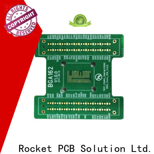 high-tech quick turn pcb capacitors resistors for sale
