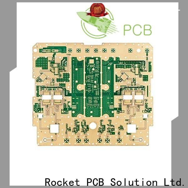 customized microwave pcb hybrid factory price for automotive