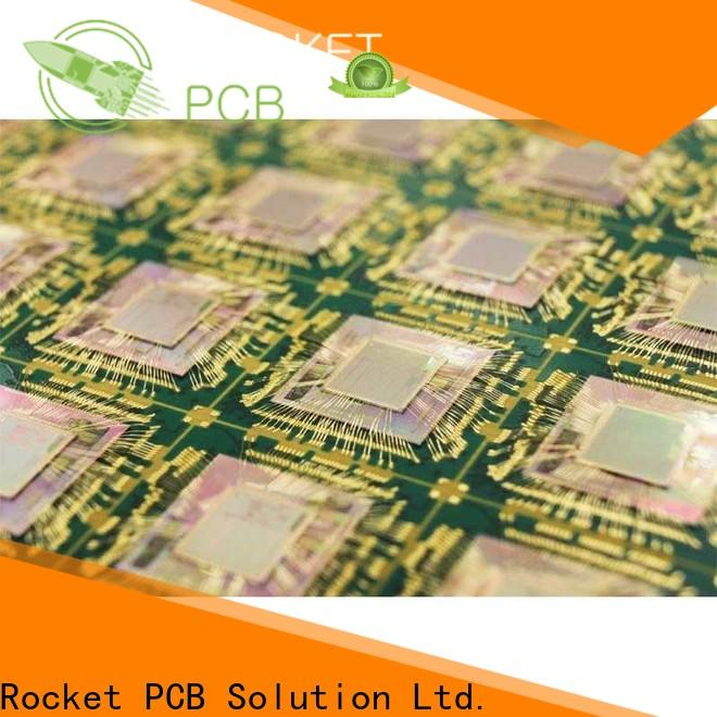 Rocket PCB top brand printed circuit board industry surface finished for automotive