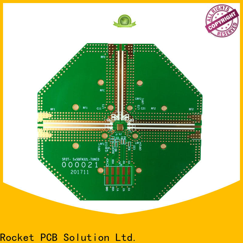 Rocket PCB hot-sale rf applications material for digital product