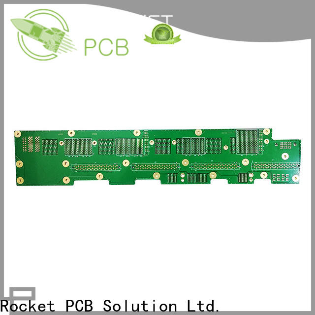Rocket PCB smart control order custom pcb board