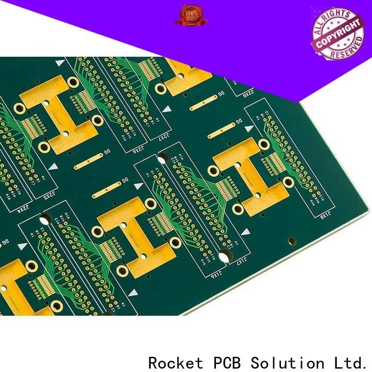 Rocket PCB pcb power circuit board depth for pcb buyer
