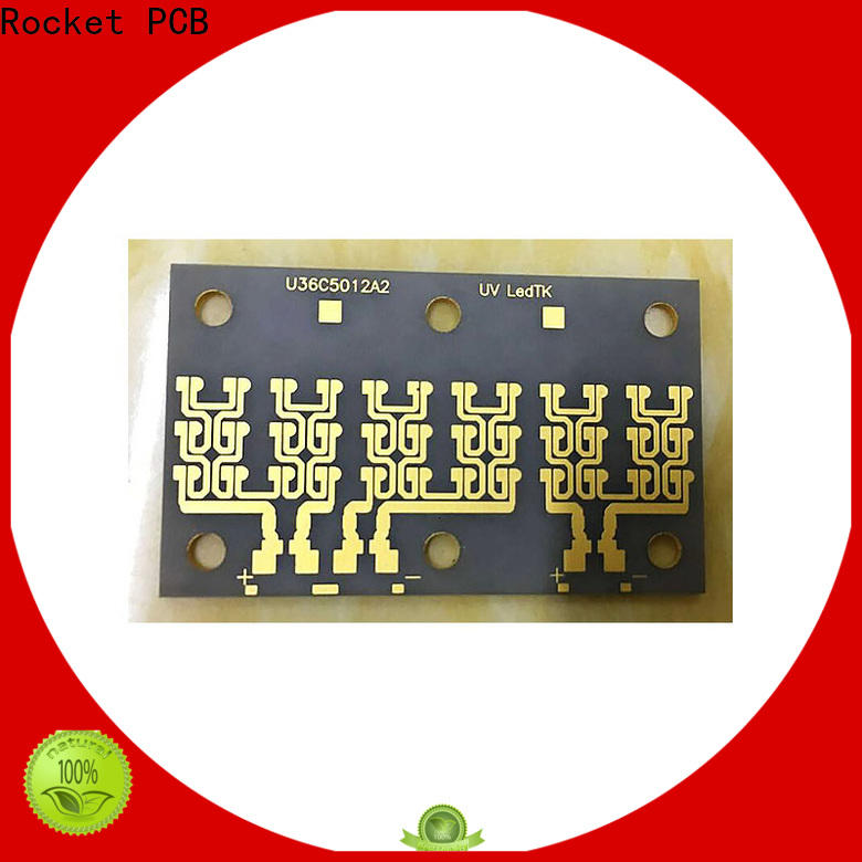 Rocket PCB pcb pwb fabrication material conductivity for automotive