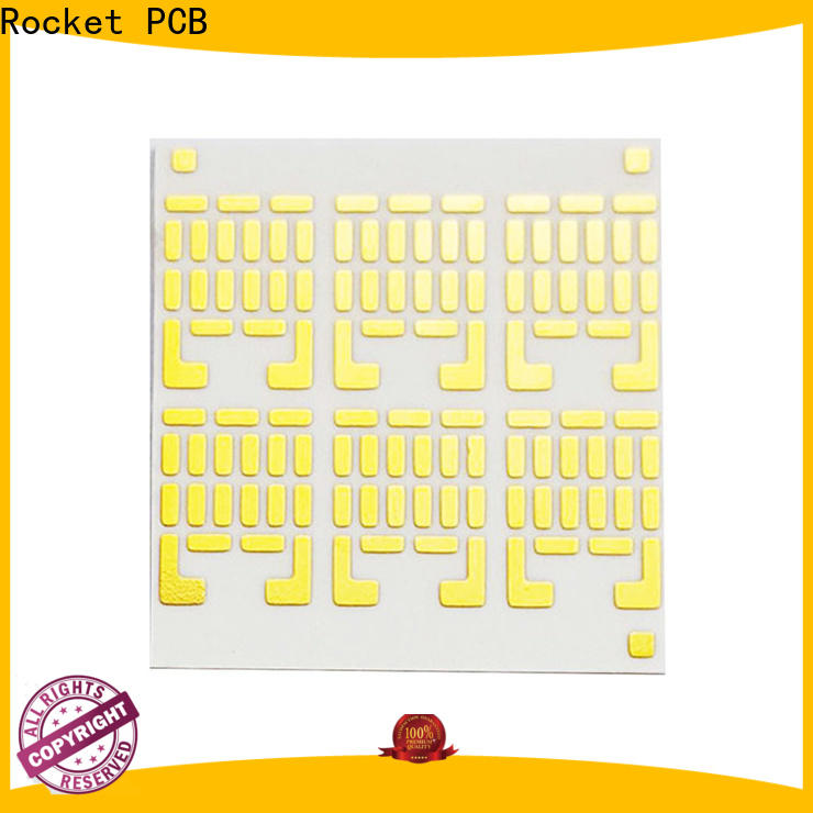 Rocket PCB ceramic thick film ceramic pcb base for base material