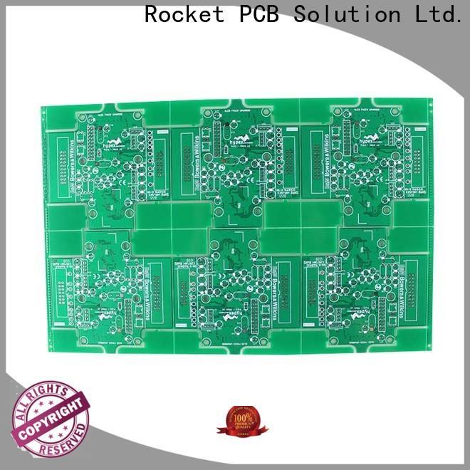 single sided circuit board custom digital device