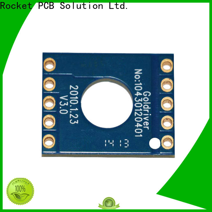 Rocket PCB copper printed circuit board assembly maker for device