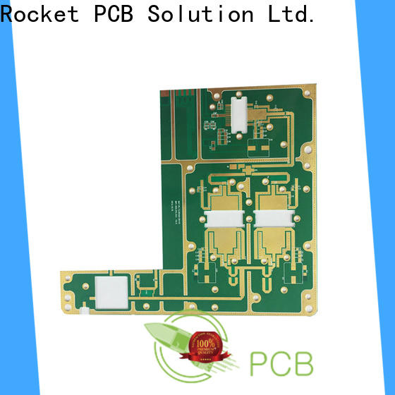 Rocket PCB board rf pcb bulk production instrumentation