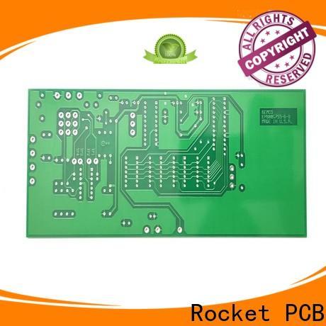 Rocket PCB custom single sided circuit board volume digital device