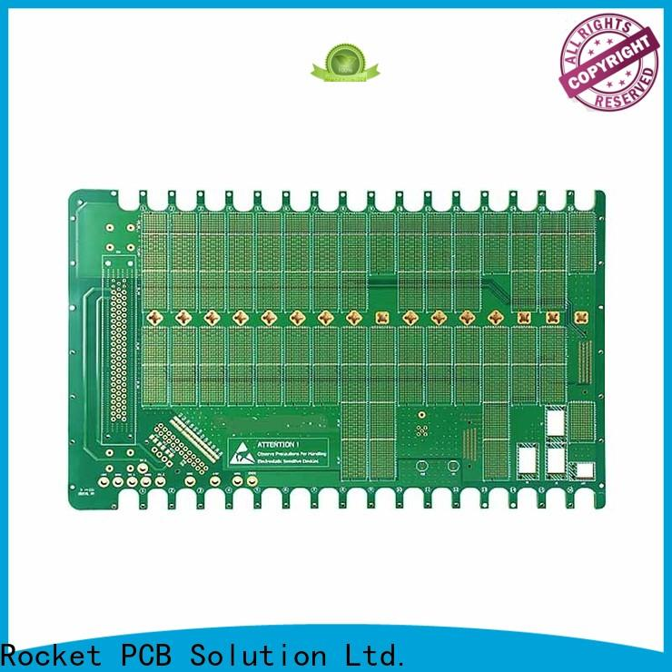 Rocket PCB multi-layer high speed backplane fabricate at discount
