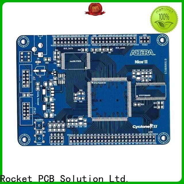 Rocket PCB double sided circuit board bulk production consumer security