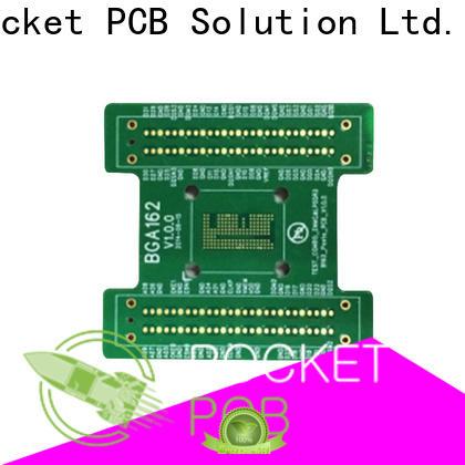 Rocket PCB resistors pcb production capacitors at discount