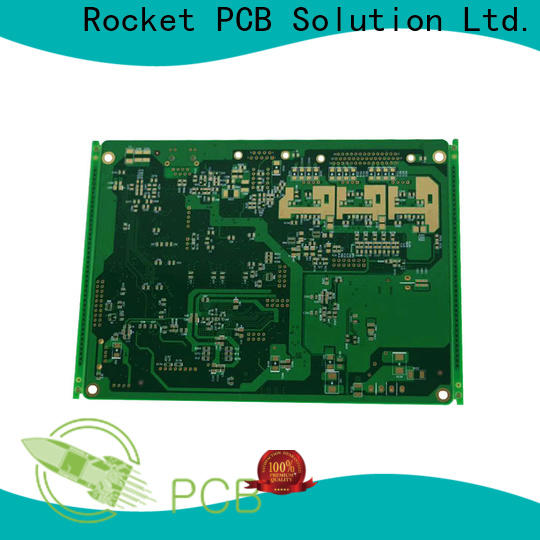 Rocket PCB high quality thick copper pcb for digital product