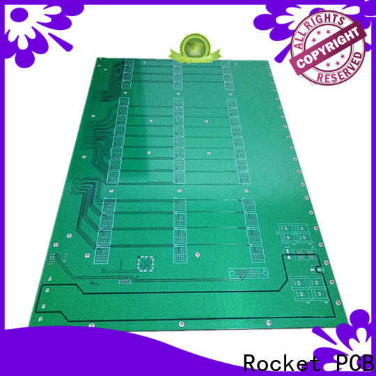 Rocket PCB format large PCb format smart house control