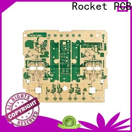 Rocket PCB micro-wave microwave pcb cheapest price instrumentation