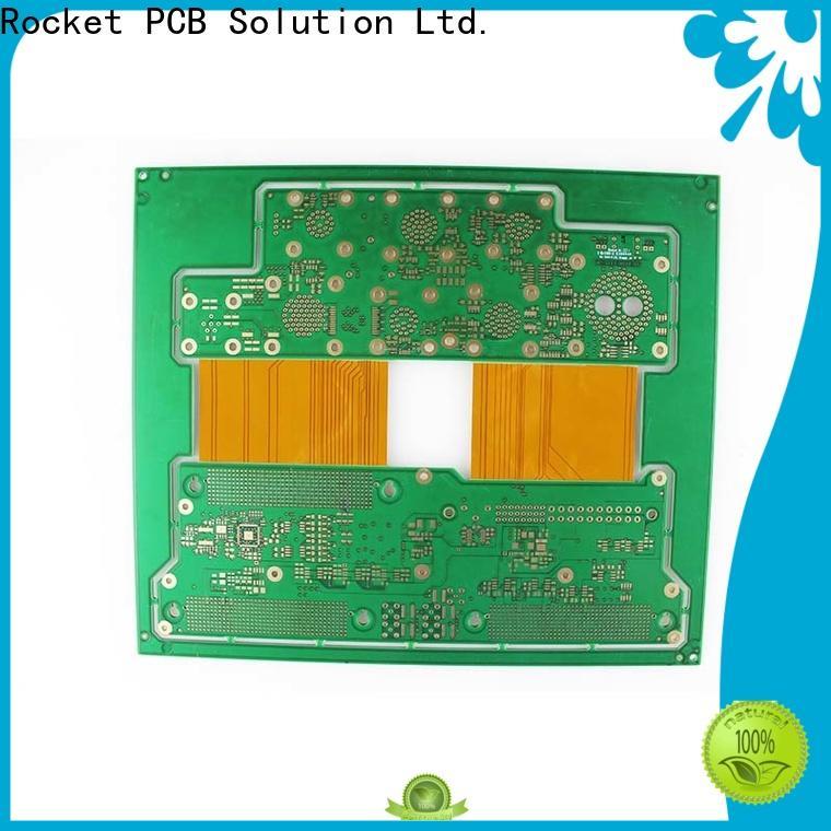 Rocket PCB wholesale rigid-flex pcb circuit industrial equipment
