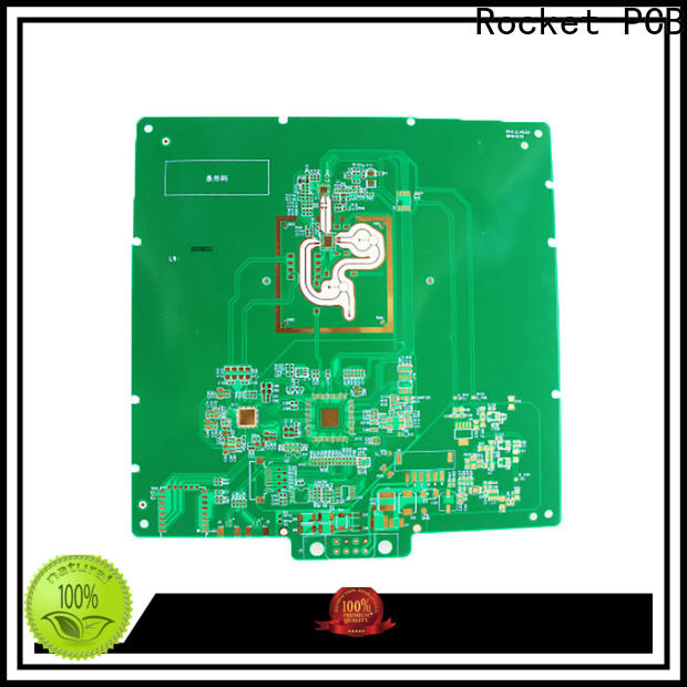 Rocket PCB structure material pcb material for electronics