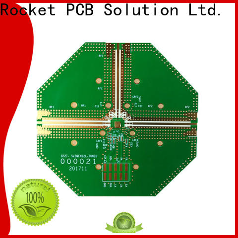 Rocket PCB production circuit board material for digital product