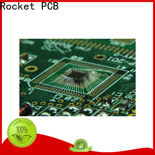 Rocket PCB finished ic wire bonding surface finished for digital device