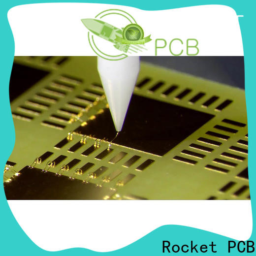 Rocket PCB fabrication simple pcb board bulk fabrication for automotive