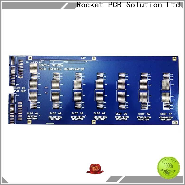 Rocket PCB order custom pcb fabricate for auto