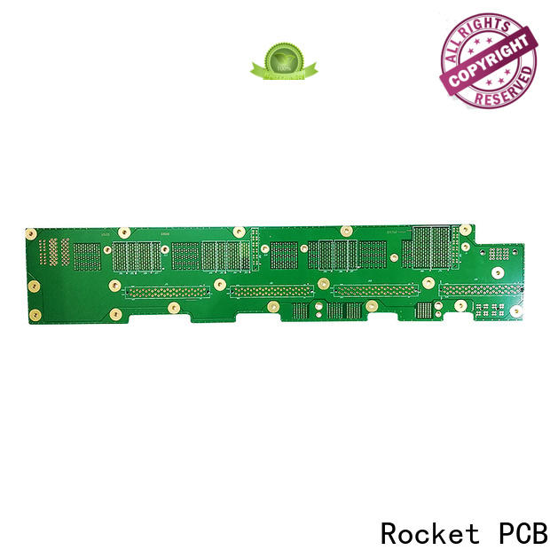 high speed backplane multi-layer fabricate for vehicle