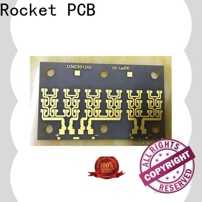 Rocket PCB ceramic IC structure pcb substrates for electronics