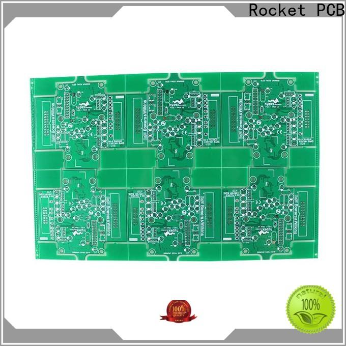 prototyping single sided circuit board custom turn around digital device