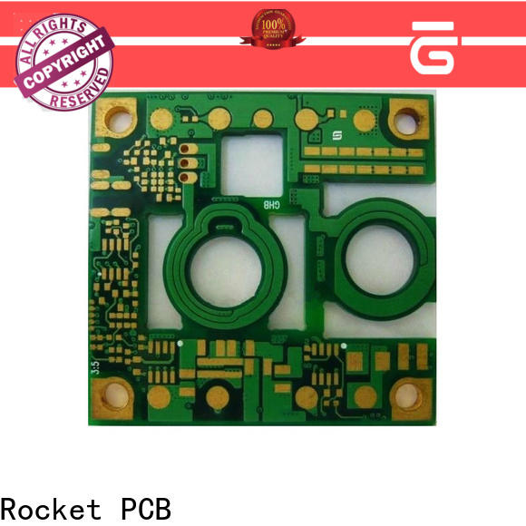 Rocket PCB thick heavy copper pcb manufacturers coil for device