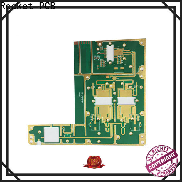 micro-wave RF PCB production pcb factory price industrial usage