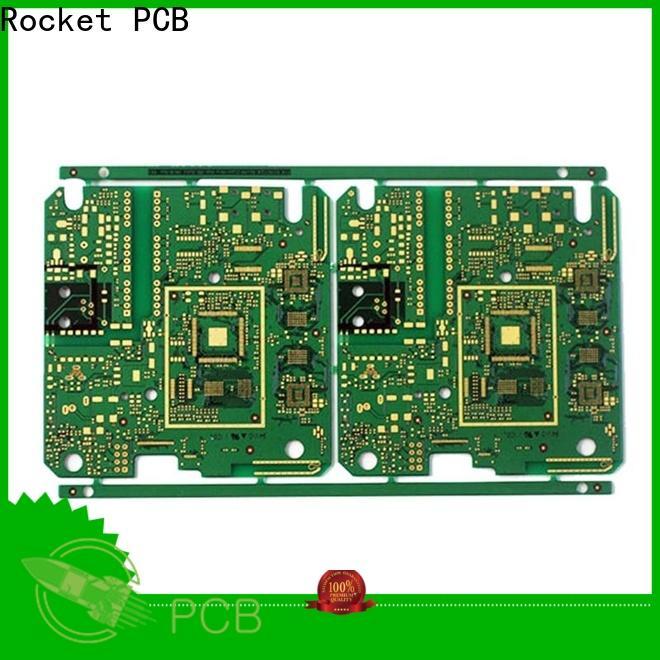 Rocket PCB customized dual layer pcb layer at discount
