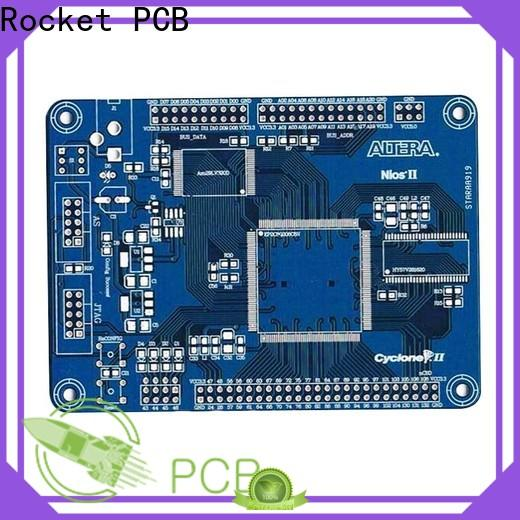 Rocket PCB custom double sided pcb board volume consumer security