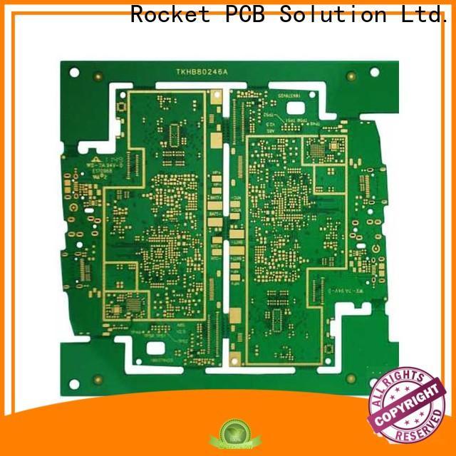 Rocket PCB customized HDI pcb fabrication prototype at discount