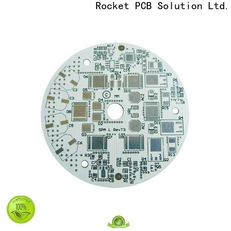 Rocket PCB aluminum aluminum pcb board control for digital device