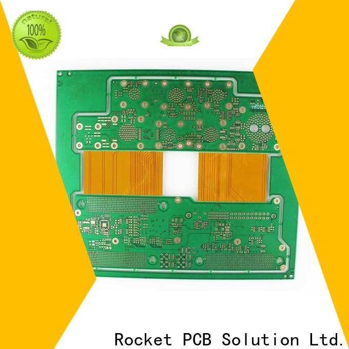 Rocket PCB wholesale rigid-flex pcb industrial equipment