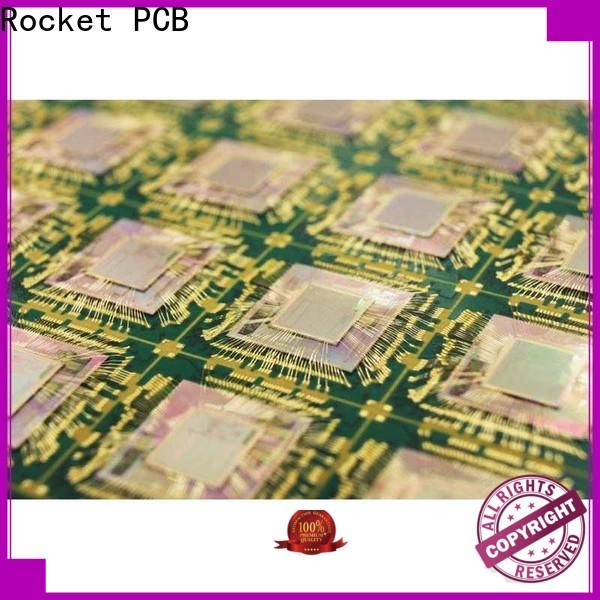 wholesale simple pcb board gold wire for electronics