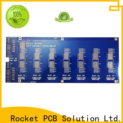 advanced printed circuit board manufacturing high quality fabrication