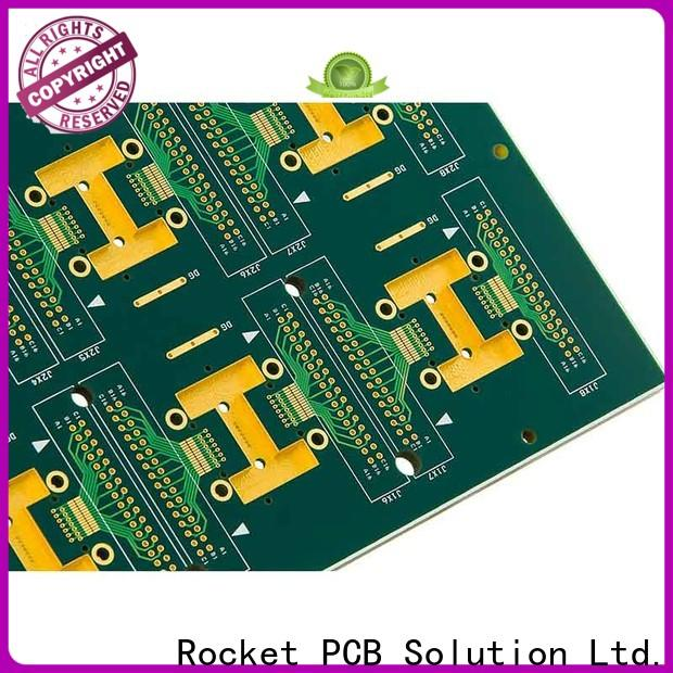 Rocket PCB cavity small pcb board depth for pcb buyer