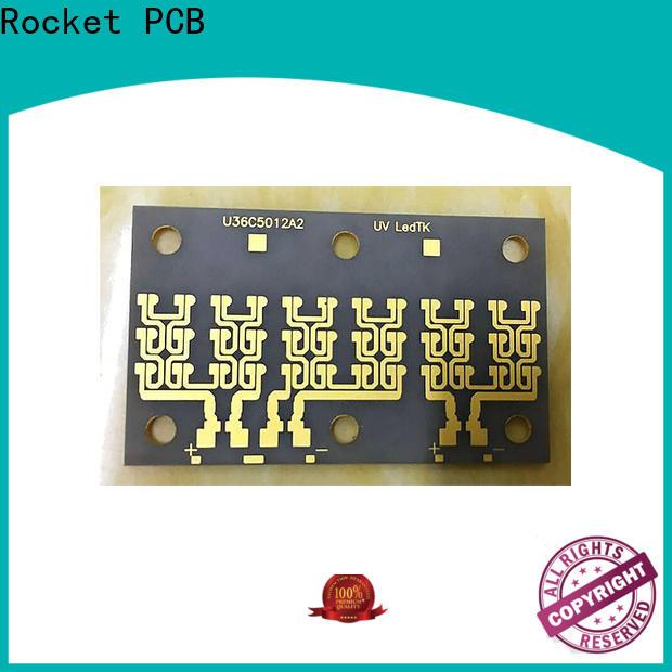 Rocket PCB ceramic metal base pcb base for electronics