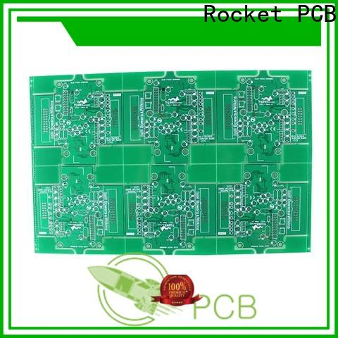 Rocket PCB hot-sale single sided circuit board sided consumer security