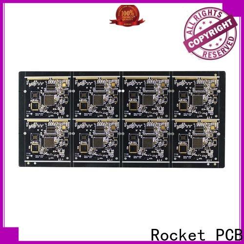Rocket PCB plated motherboard pcb finger for import