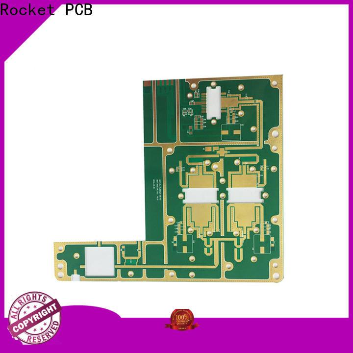 Rocket PCB hybrid rf pcb manufacturer hot-sale instrumentation