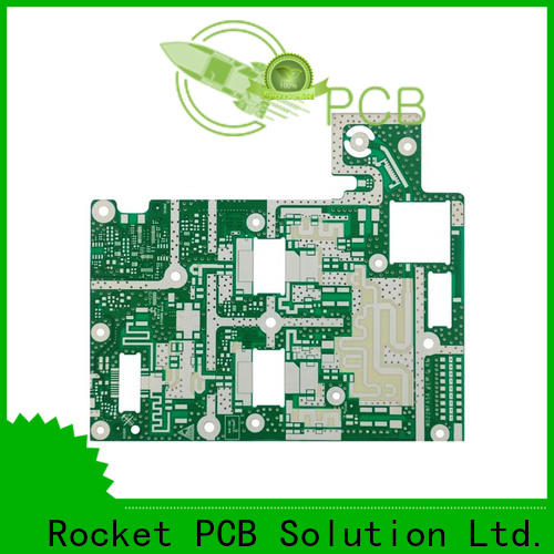 Rocket PCB pcb microwave circuit board cheapest price for automotive