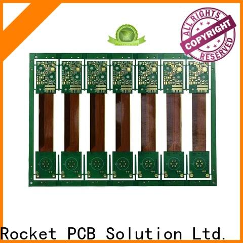 Rocket PCB high-quality rigid flex pcb manufacturers boards for instrumentation