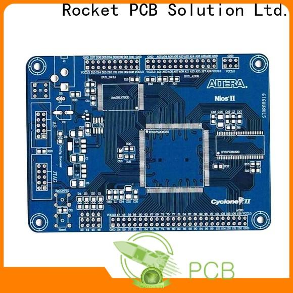 Rocket PCB single sided pcb sided electronics